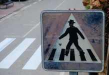"""122 пешеходци и 9 водачи са глобени по време на акция """"Пешеходец"""""""