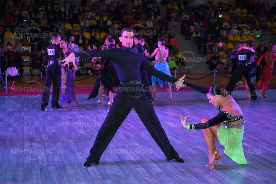 Вижте кои са победителите в турнира по стортни танци проведен във Вършец