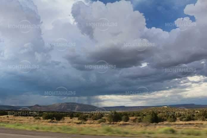 Значителна облачност над региона, но топло