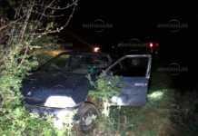 Бракониер се удари в дърво след гонка с инспектори на ИАРА