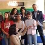 Кмет, учител и деца четоха на глас Радичков в Монтана