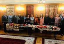 Чипровските килими вече са в Народното събрание