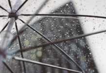 Облаци и слаб дъжд в четвъртък