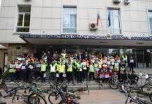 Велопоход по повод Глобална седмица за пътна безопасност