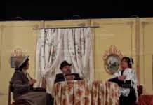 Блестяща премиера на самодейната трупа от берковското село Замфирово