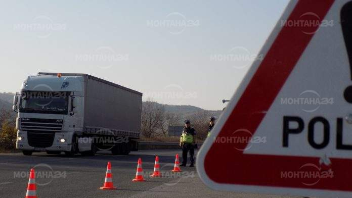 Засилени проверки над товарни автомобили и автобуси