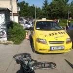 Такси блъсна дете на колело в Монтана