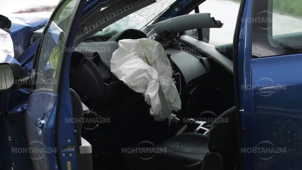 Жена загина при катастрофа на пътя Монтана - Берковица