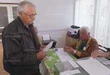 Ниска избирателна активност в областта