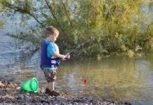 Училище край Монтана ще учи деца на риболов