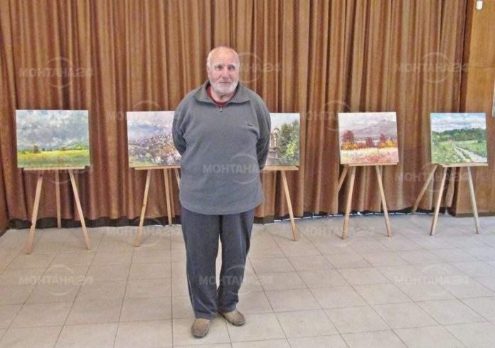 Паунеца подреди поредна изложба във Вършец