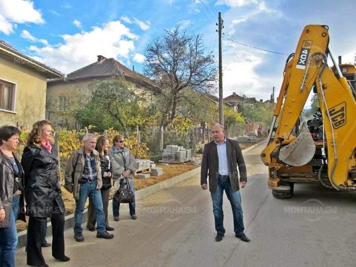 Подменят водопровода във Вършец и слагат нов асфалт на улиците