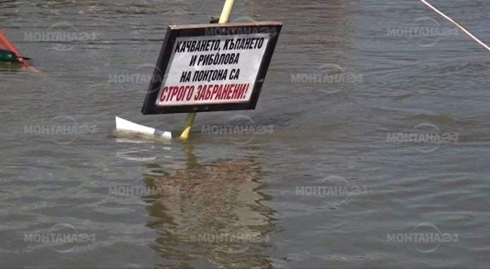 Дунав се вдига - в Лом повишиха отново нивото на опасност