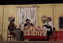 Самодейци от Замфирово с премиера в монтанския театър