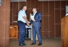 121 полицаи от Монтана с награди по случай професионалния им празник