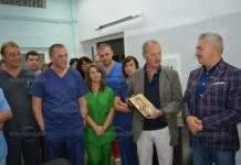 Болницата в Монтана се сдоби с ново оборудване