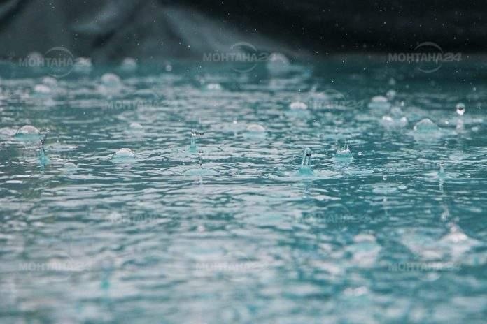 Жълт код за обилни валежи в областта днес