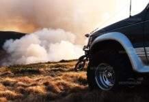 Над 10 пожари в монтанско само за последното денонощия