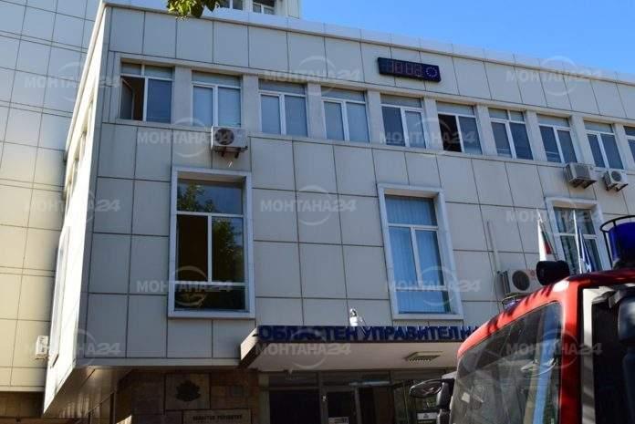 Часовникът на сградата на Областна администрация отново работи