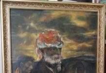РУ Вършец изяснява продажба на картина на известен монтански художник