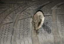 Вандали в Лом пукат гуми с нарязани ключове