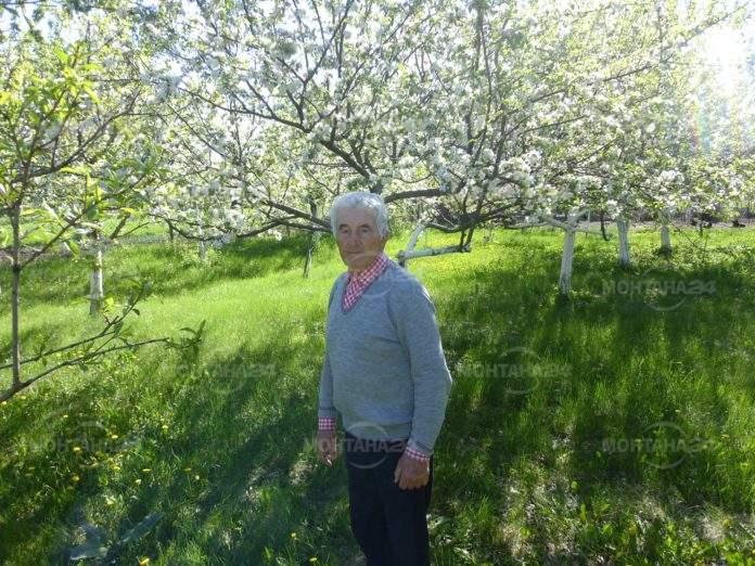 Изчезна 90 годишен дядо, внукът му го издирва