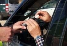 Дрегера показа три промила алкохол в кръвта на берковчанин