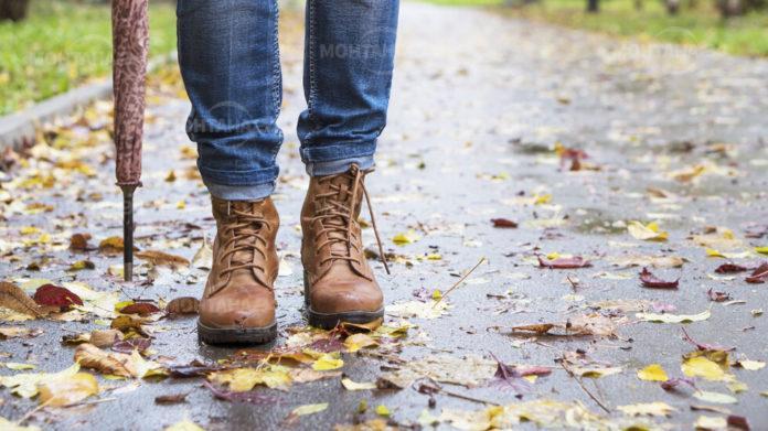Дъжд и студ в последния ден на октомври