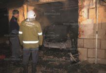 Има задържан за взрива на гаража на адвокат Красимир Босев