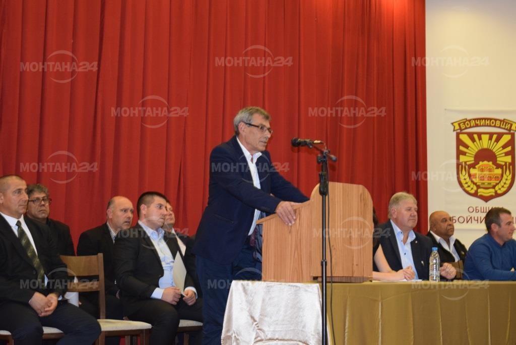 Кметът и Общинският съвет в Бойчиновци положиха клетва