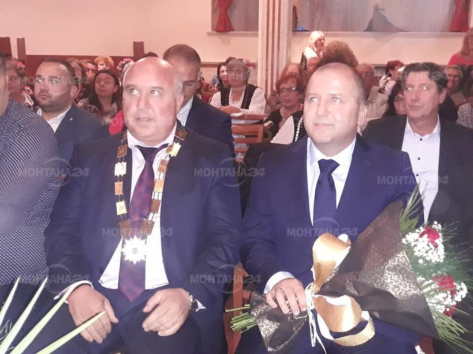 Иван Лазаров встъпи в длъжност като кмет на Община Вършец