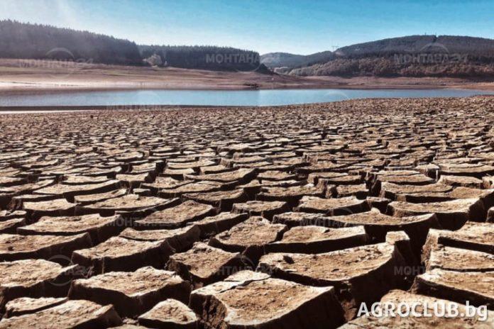 "Рекорден спад на водата в язовир ""Огоста"", два ВЕЦ-а спряха работа"