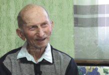 92-годишен дядо празнува своя 23-ти рожден ден
