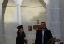 Митрополит Даннил търси начин да запази църквата в село Живовци