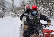 Екипи на ЧЕЗ успешно възстановяват електрозахранването в засегнатите населени места