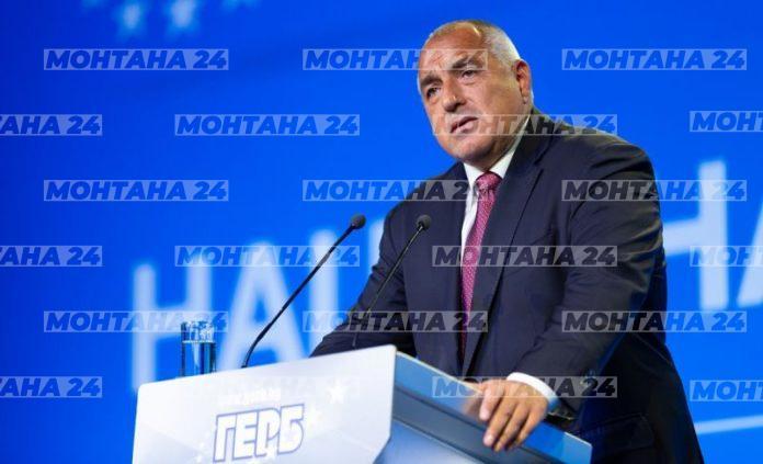 Борисов: Мога да предложа и вариант на правителство без мен