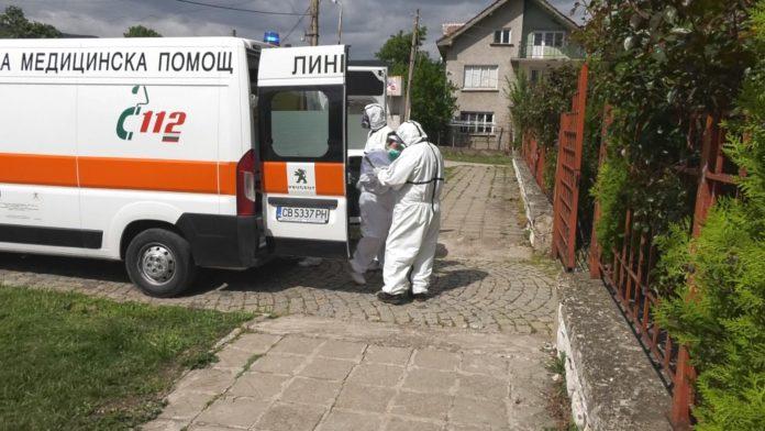 170 души с COVID-19 от региона са настанени в болници