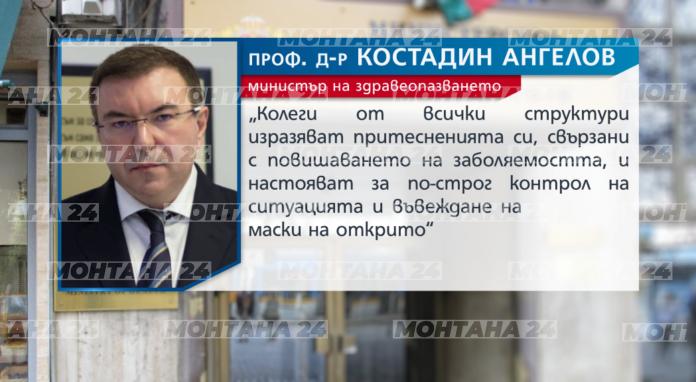 Здравният министър: Маските трябва да са задължителни и на открито