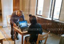 Мобилни екипи посетиха Чипровци и издадоха нови лични карти