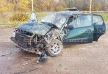 Двама ранени при катастрофа в Лехчево