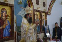 Хората от Долна Рикса с нов православен храм