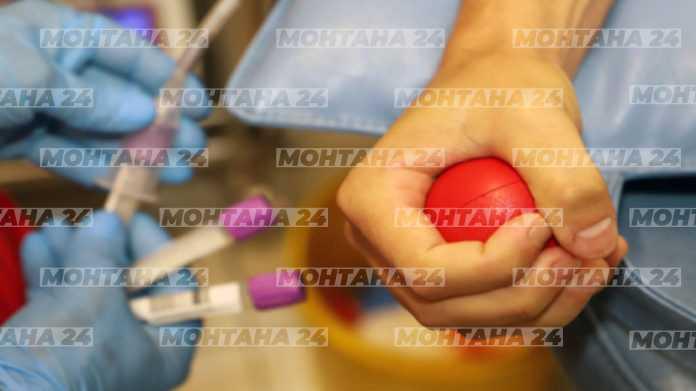 Търсят се желаещи от област Монтана да дарят кръвна плазма
