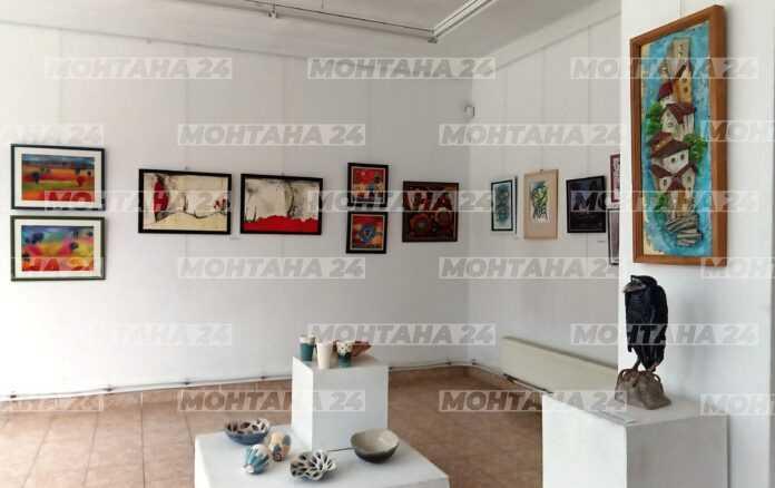 Жени художници подредиха изложба