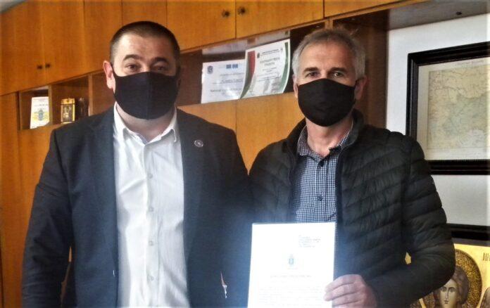 Полицията благодари на автоинструктор за залавянето на крадец